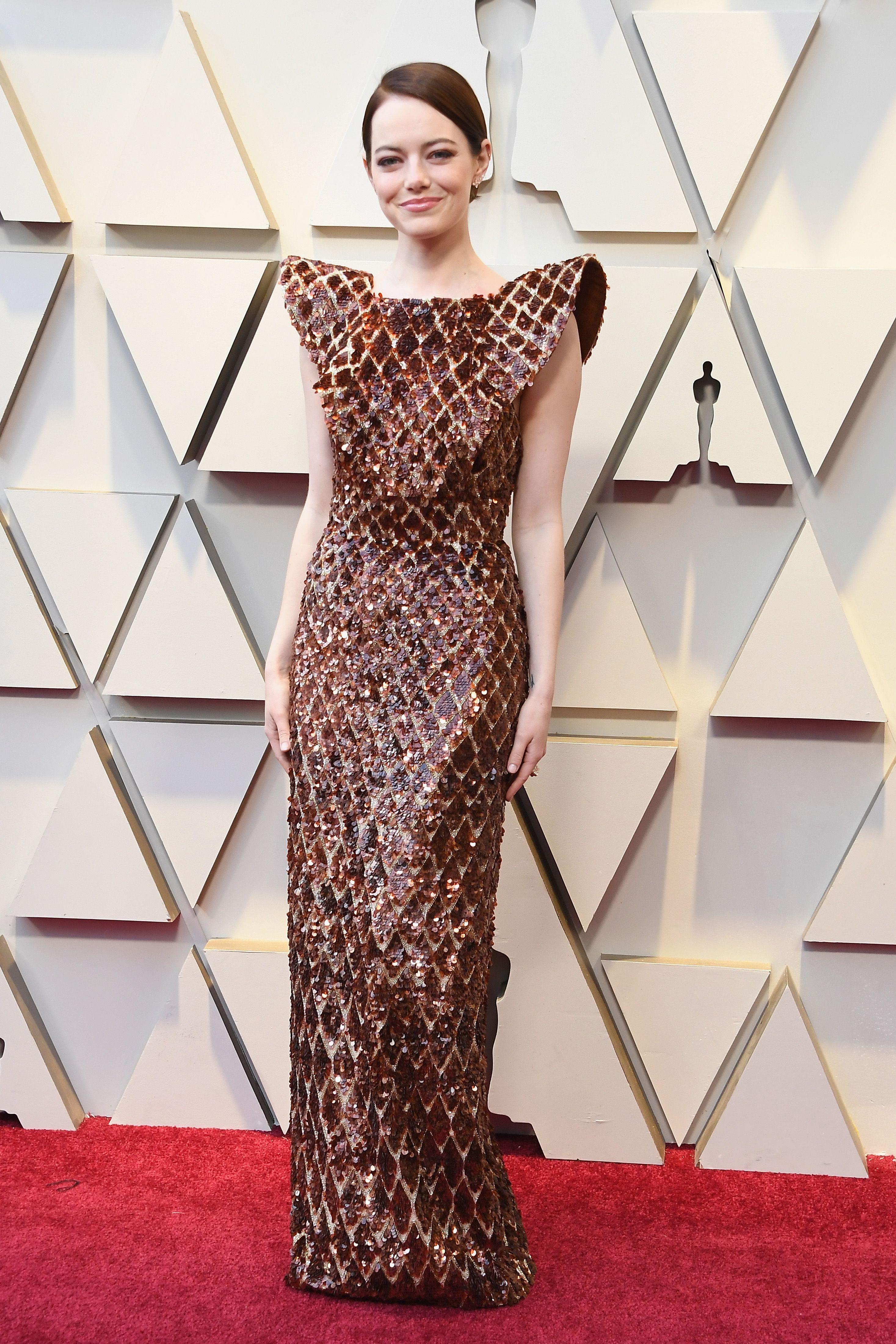 91st Annual Academy Awards - Arrivals - Emma Stone