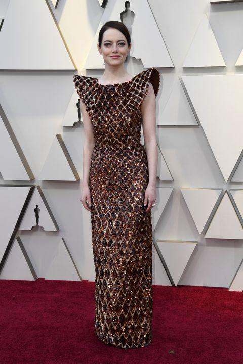 Feestjurken 2019.All Oscars 2019 Red Carpet Celebrity Dresses Looks Celebrities