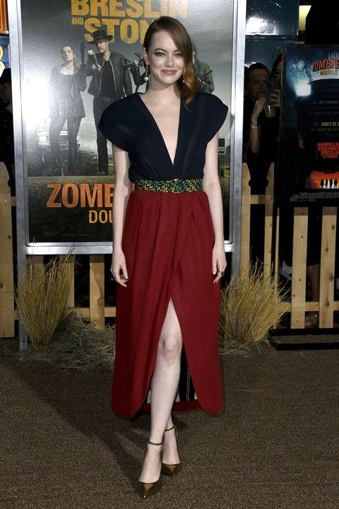 Emma Stone most stylish looks