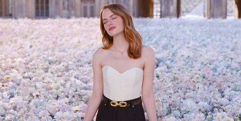 Emma Stone in Louis Vuitton's film campaign