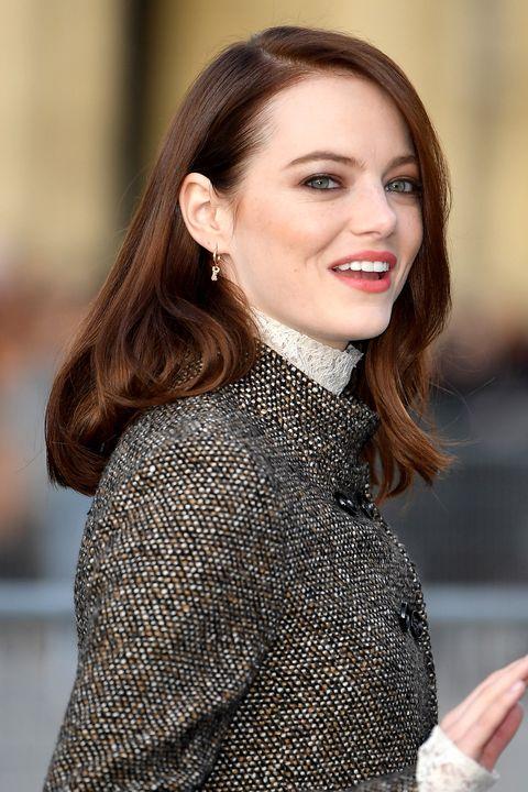 Louis Vuitton Μεσαία μακριά μαλλιά: το μοντέρνο κούρεμα