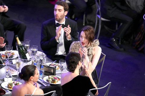 25th Annual Screen Actors Guild Awards - Inside