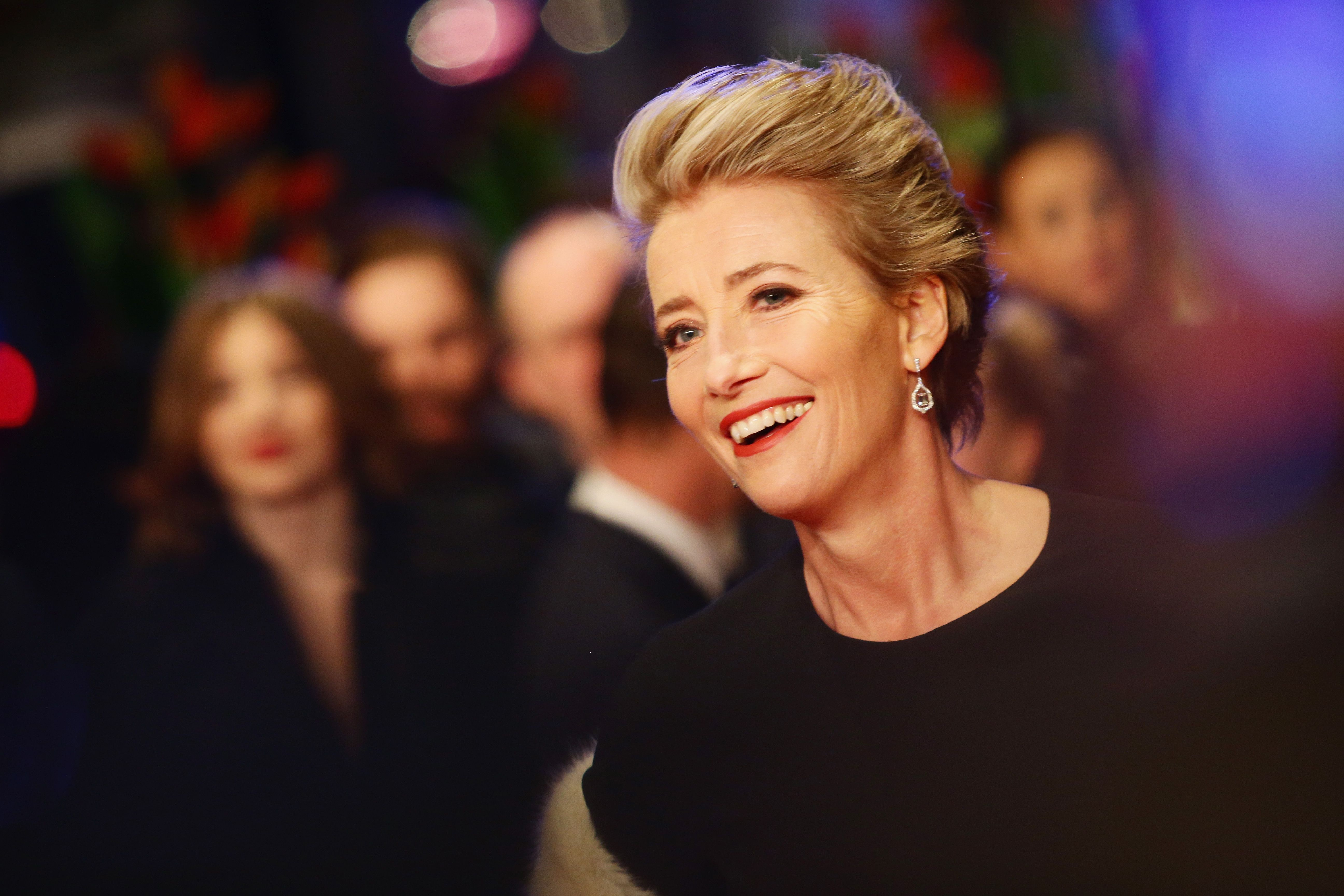 Emma Thompson's husband Greg Wise was convinced by a psychic he would end up with Kate Winslet