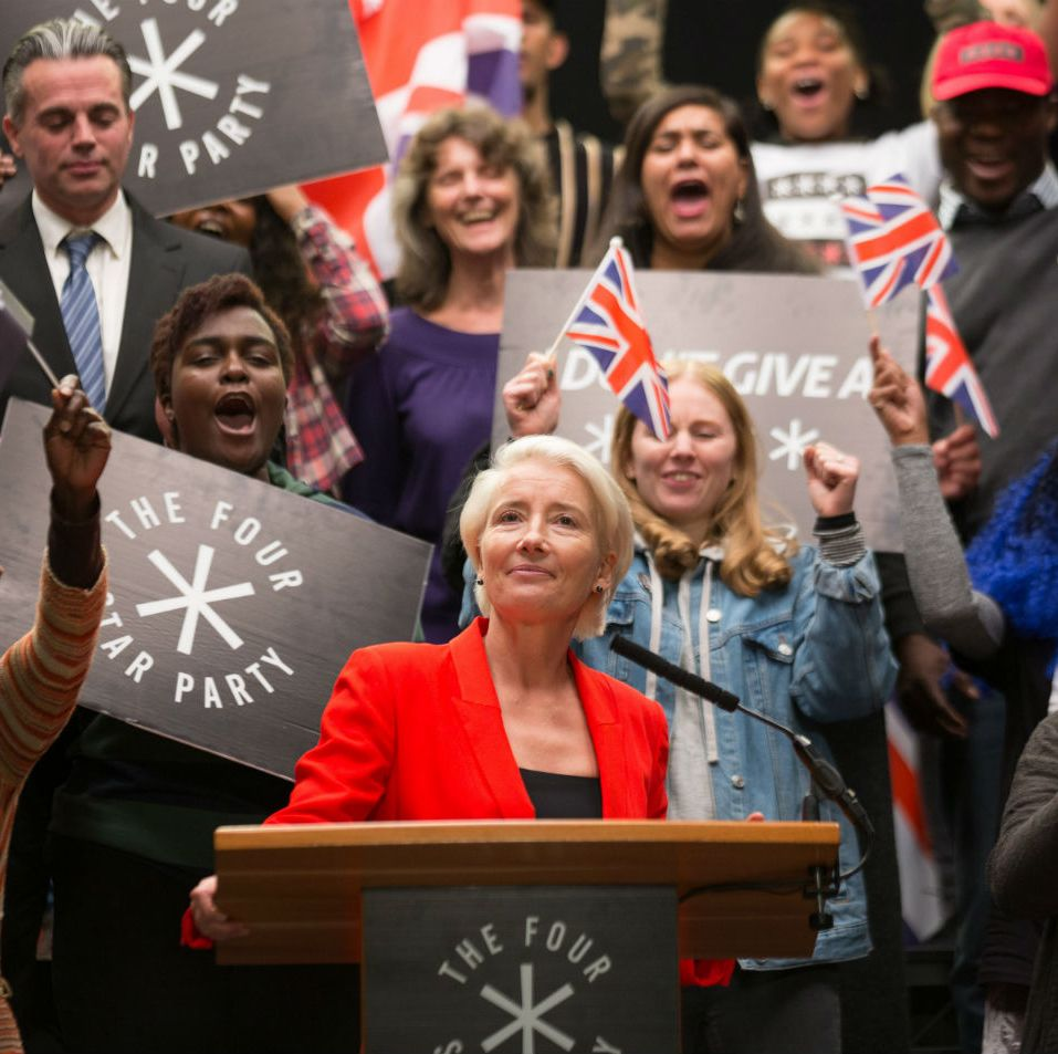Russell Tovey and Emma Thompson star in first trailer for new Russell T Davies drama Years and Years