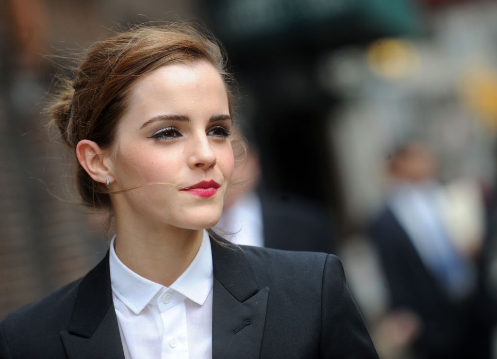 Emma Watson Opens Up About Calling Her Relationship Status 'Self-Partnered'