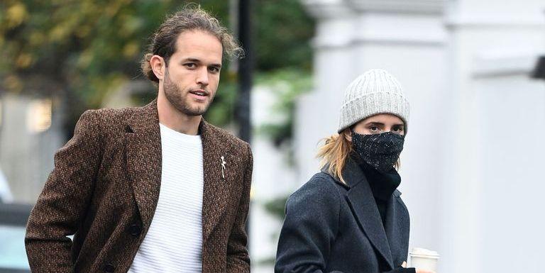 Who Is Leo Robinton Meet Emma Watson S Boyfriend Of Over A Year