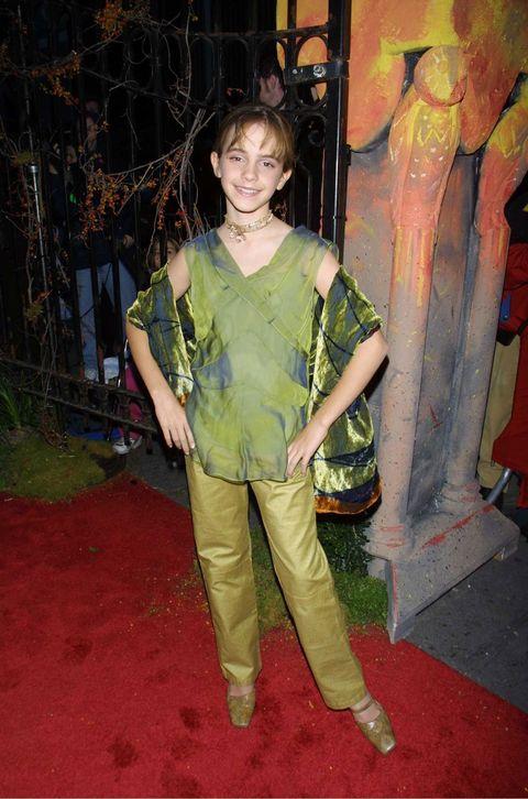 ハーマイオニーからスター女優へ、エマ・ワトソンのドレスアップ20年史