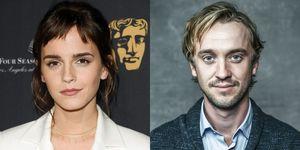 Emma Watson en Tom Felton