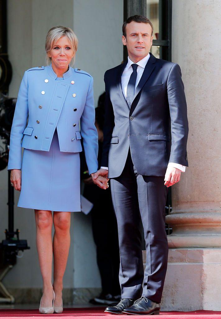 Brigitte Macron's daughter addresses her mother's love story with Emmanuel Macron