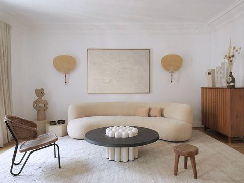 Emmanuelle Simon apartment
