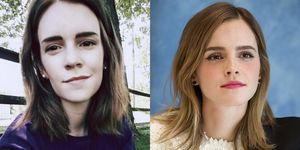 The internet is obsessed with this Emma Watson lookalike