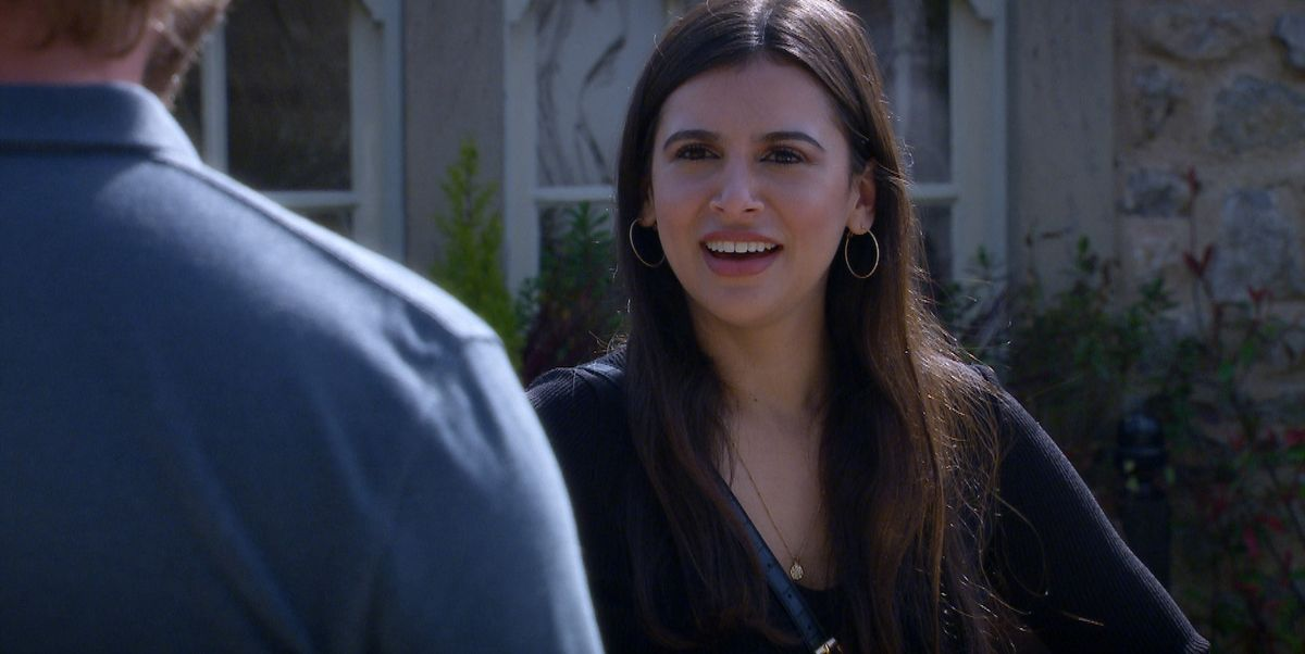 Emmerdale's Meena regrets confiding in Diane