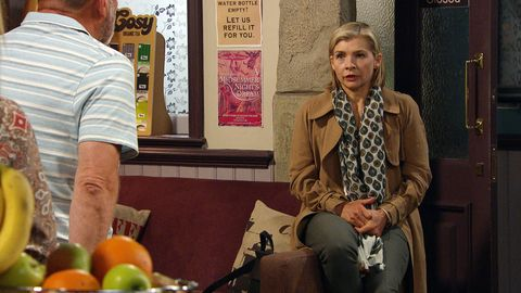 jimmy king and juliette holliday in emmerdale