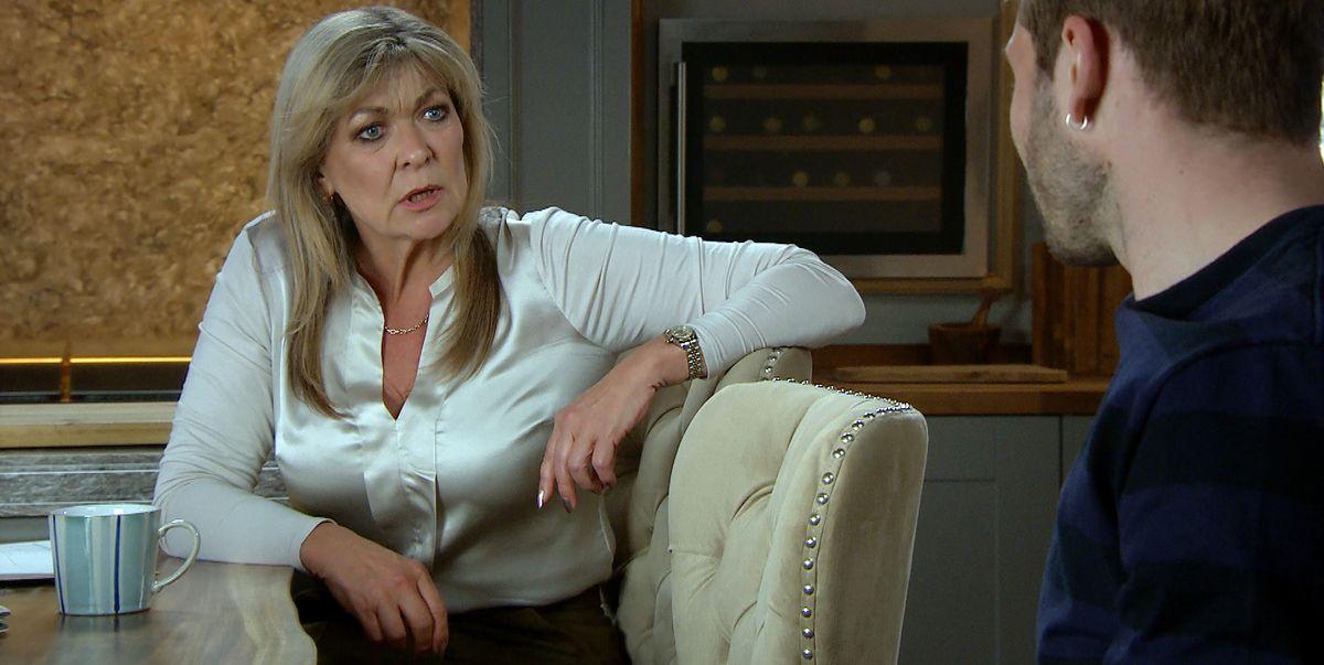 Emmerdale hints at Kim Tate death in Home Farm showdown