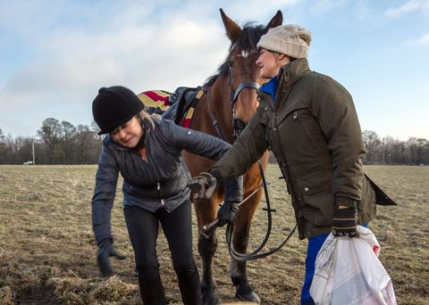 Kim Tate clashes with Moira Dingle in Emmerdale