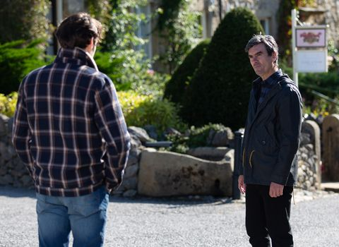 mackenzie and cain dingle in emmerdale