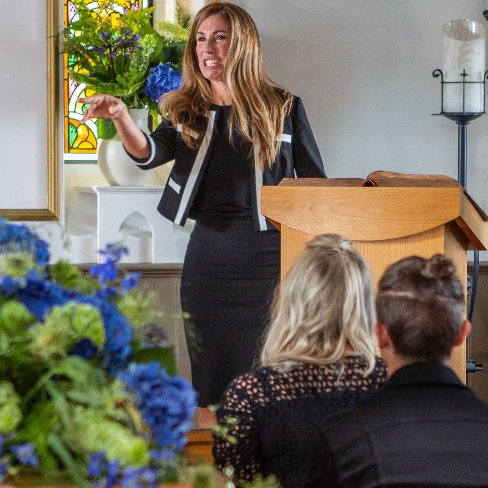 Emmerdale hints at Megan Macey's exit after Frank Clayton's dramatic funeral