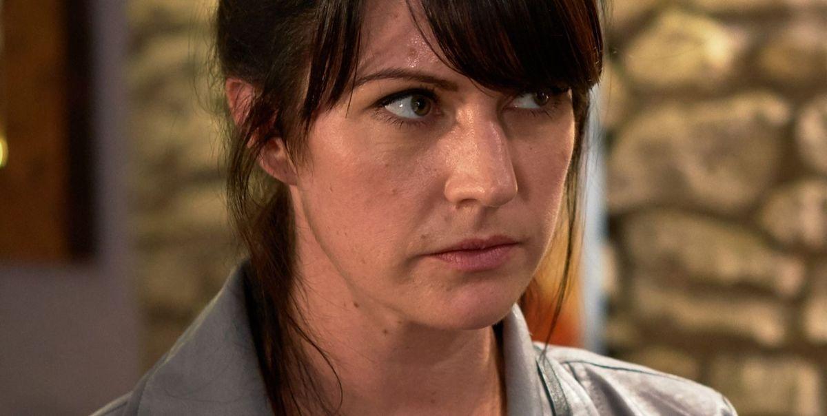 """Emmerdale's Laura Norton talks """"really dark"""" Kerry Wyatt return"""