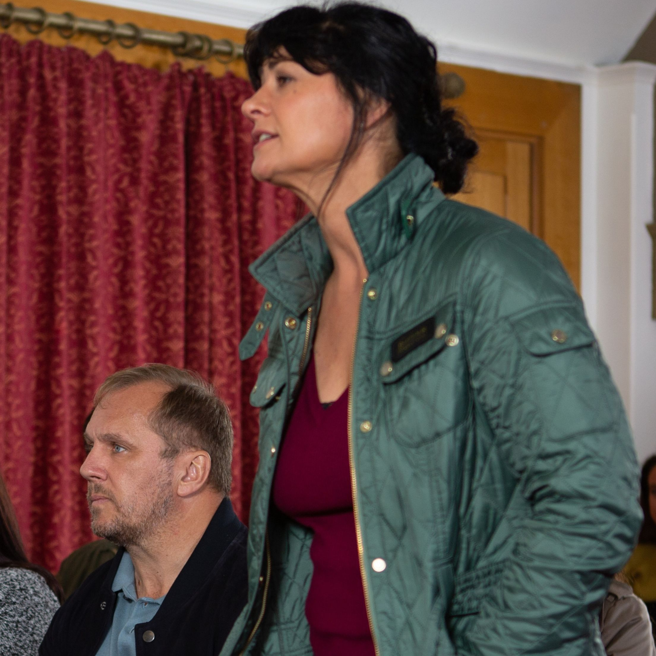 Emmerdale's Moira Dingle takes revenge on Will Taylor in dramatic scenes