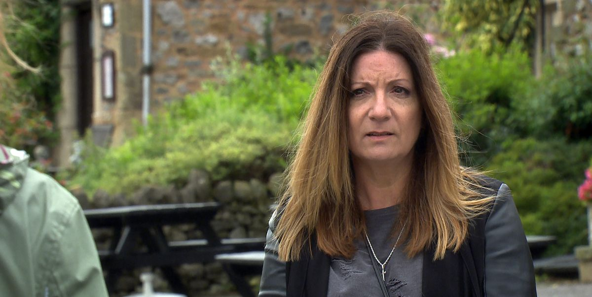 Emmerdale's Harriet demands answers from Will as she returns to the village