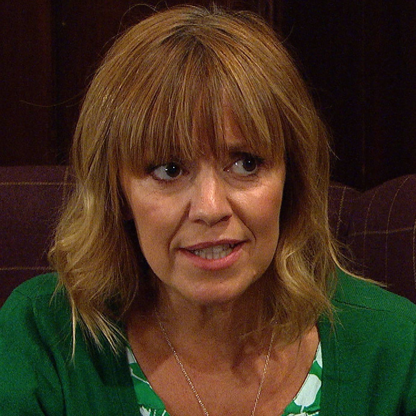 Emmerdale clash teased as Rhona hides her exit plan from Marlon