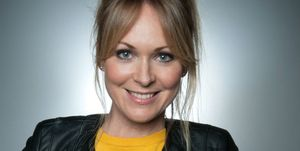 Michelle Hardwick as Vanessa Woodfield in Emmerdale