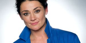 Natalie J Robb as Moira Dingle in Emmerdale