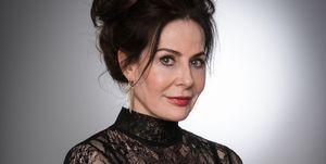 Sally Dexter as Faith Dingle in Emmerdale
