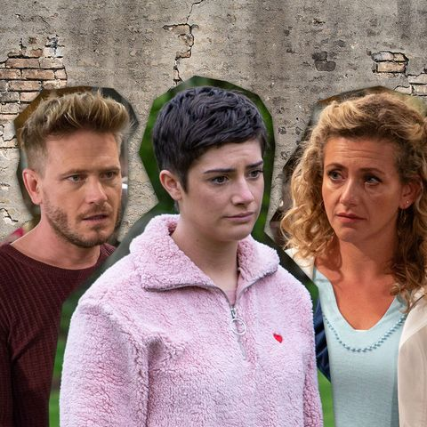 Emmerdale Spoilers, Maya Stepney, Victoria Barton, David Metcalfe