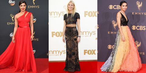 2019 Emmys Best Dressed 32 Best Emmys Dresses of All Time   Emmy Award Celeb Red Carpet Looks