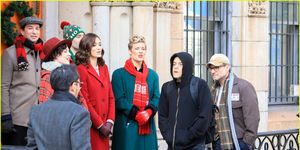 Emmy Rossum graba la cuarta temporada de Mr Robot
