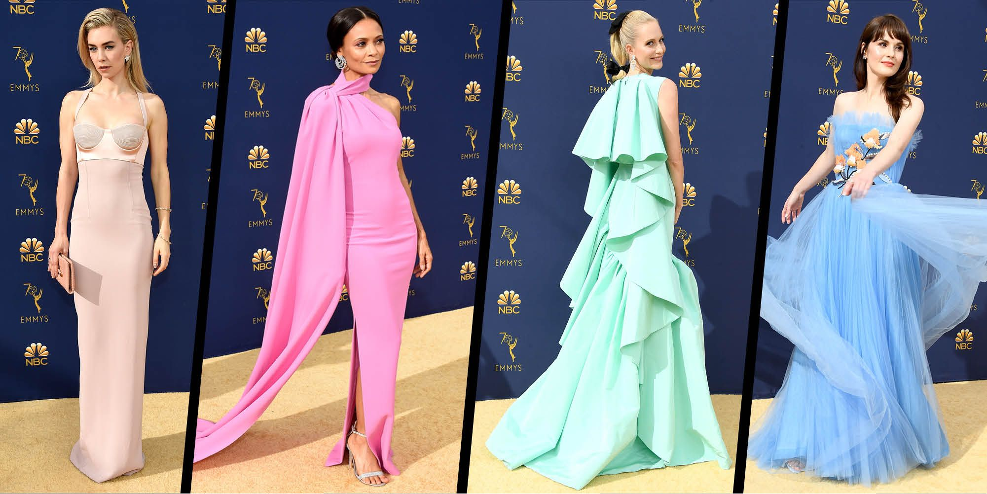 The 10 Best Dressed Guests At The 2018 Emmys