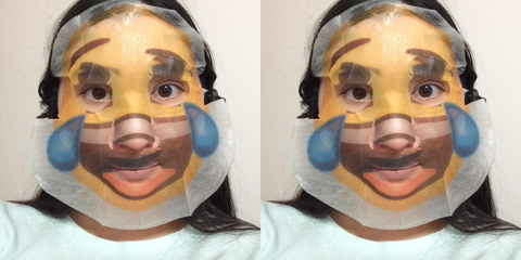 emoji face masks are here and they re terrifying