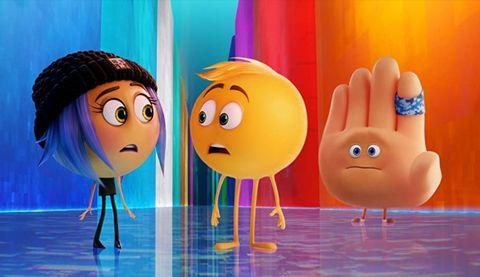 emoji la película 2017