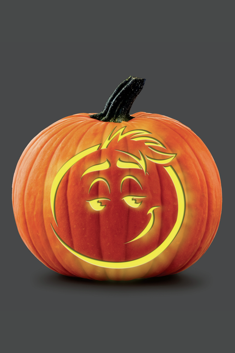16 Best Emoji Pumpkin Carving And Painting Ideas Emoji Face Stencils