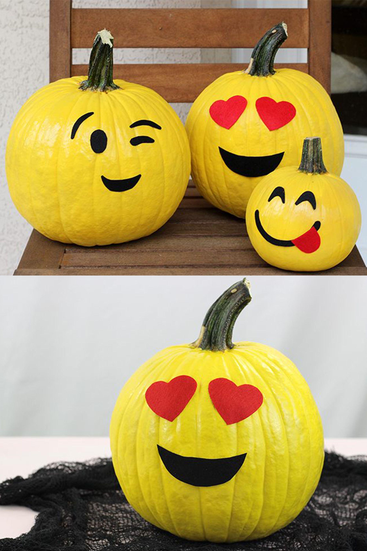 28 Best No Carve Pumpkin Decorating Ideas Fun Designs For No Carve