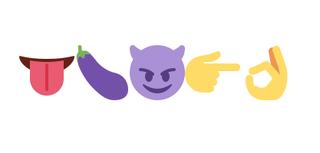 Sexemojis Pequeña Guía De Emojis Para El Sexting