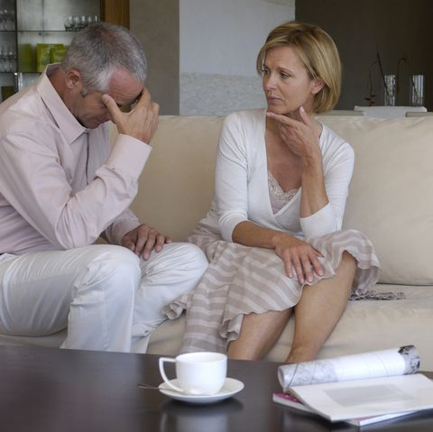 Emotionally Unavailable Partner: Stress