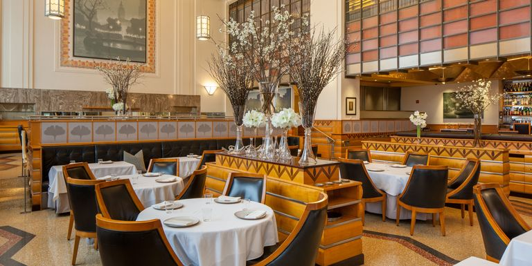 Eleven Madison Park Interior. Peter Dressel. New York is now home to the best  restaurant in ...