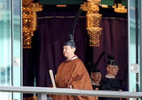 日本德仁天皇「即位禮正殿之儀」!各國皇室成員出席、日本恩赦天下,天皇「即位禮」5大看點