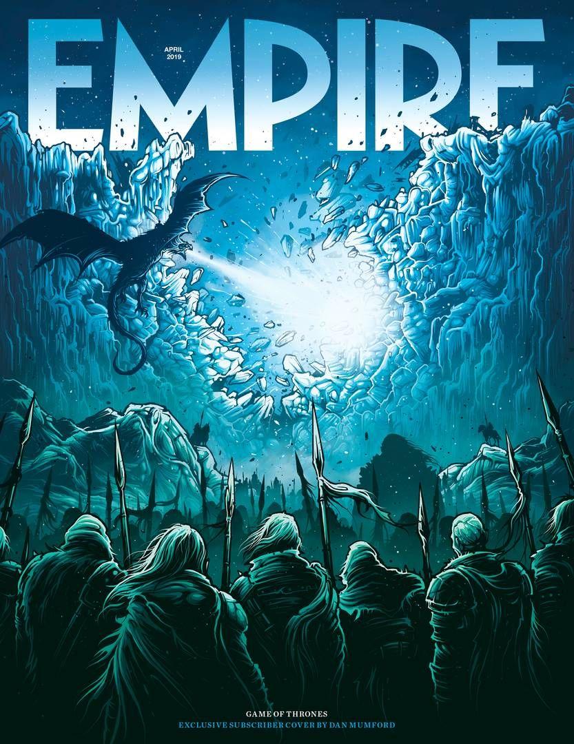 Juego de tronos serie temporada 8 portada Empire - revista Empire portada