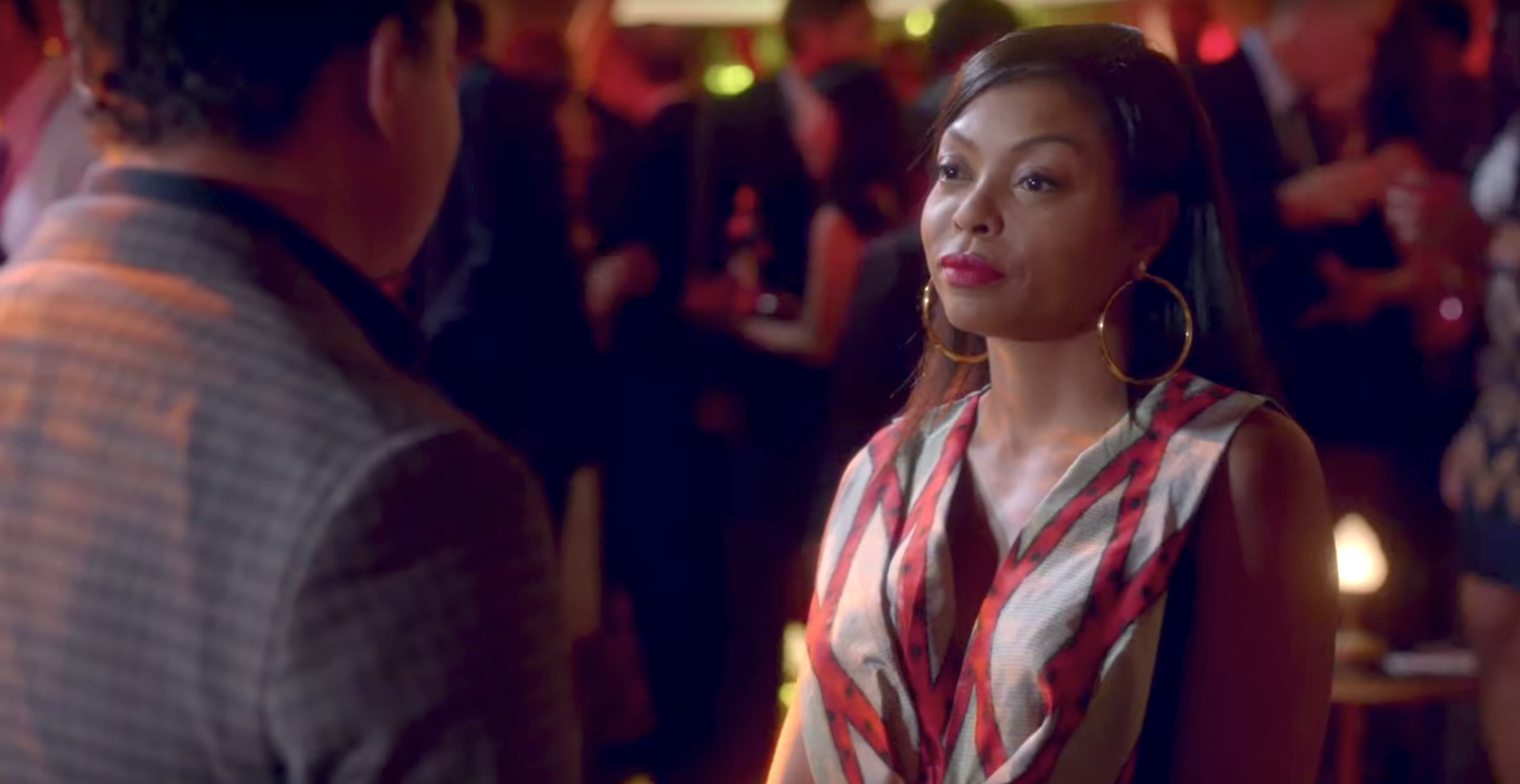 "Empire star discusses THAT flash-forward and how it's going to ""keep people on their toes"""