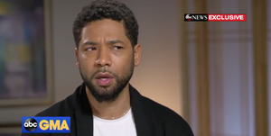 Jussie Smollet on GMA 2/14/19