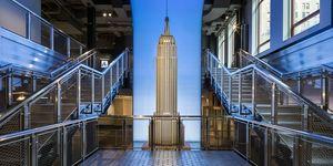 Nueva entrada al Empire State de Nueva York