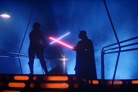 empire strikes back star wars in order