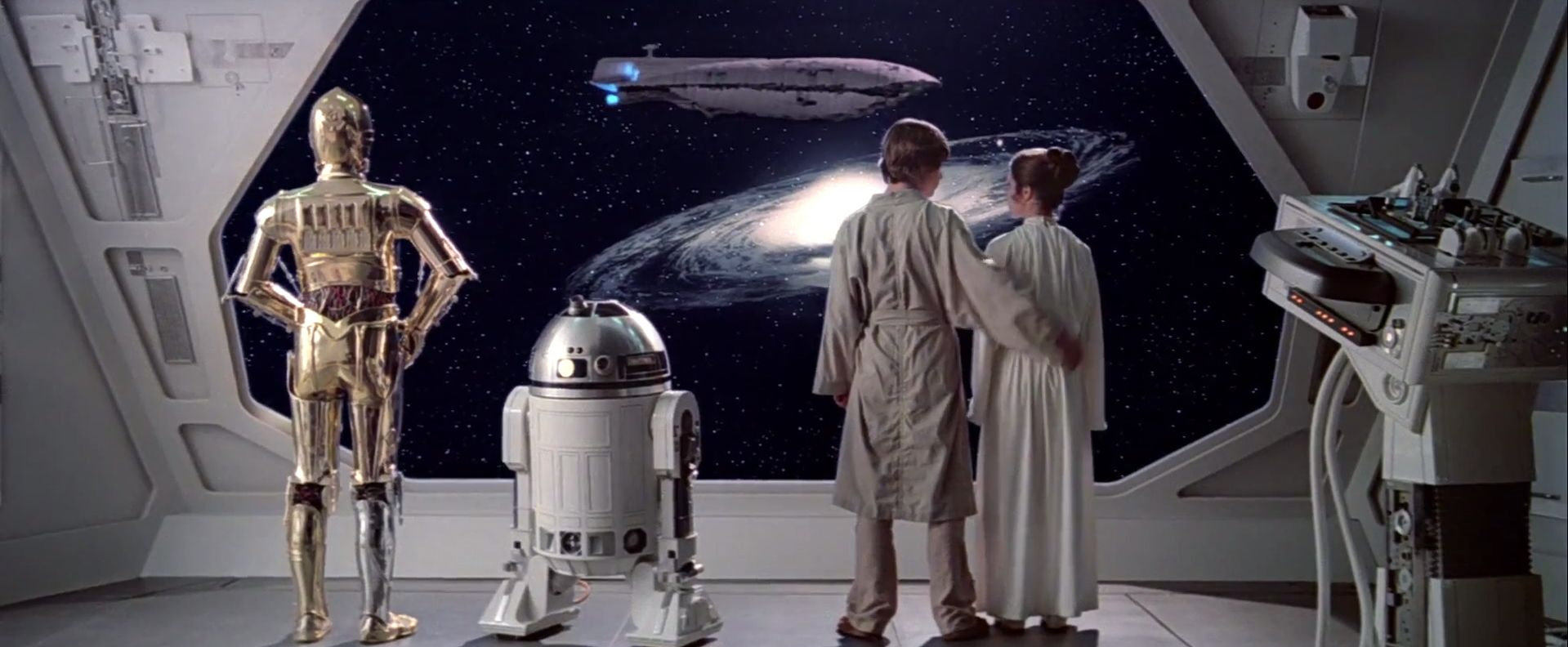 Empire Strikes Back's ending changed while it was in cinemas