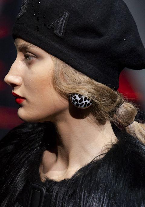 Hair, Clothing, Cap, Beauty, Beanie, Lip, Hat, Headgear, Ear, Fashion,