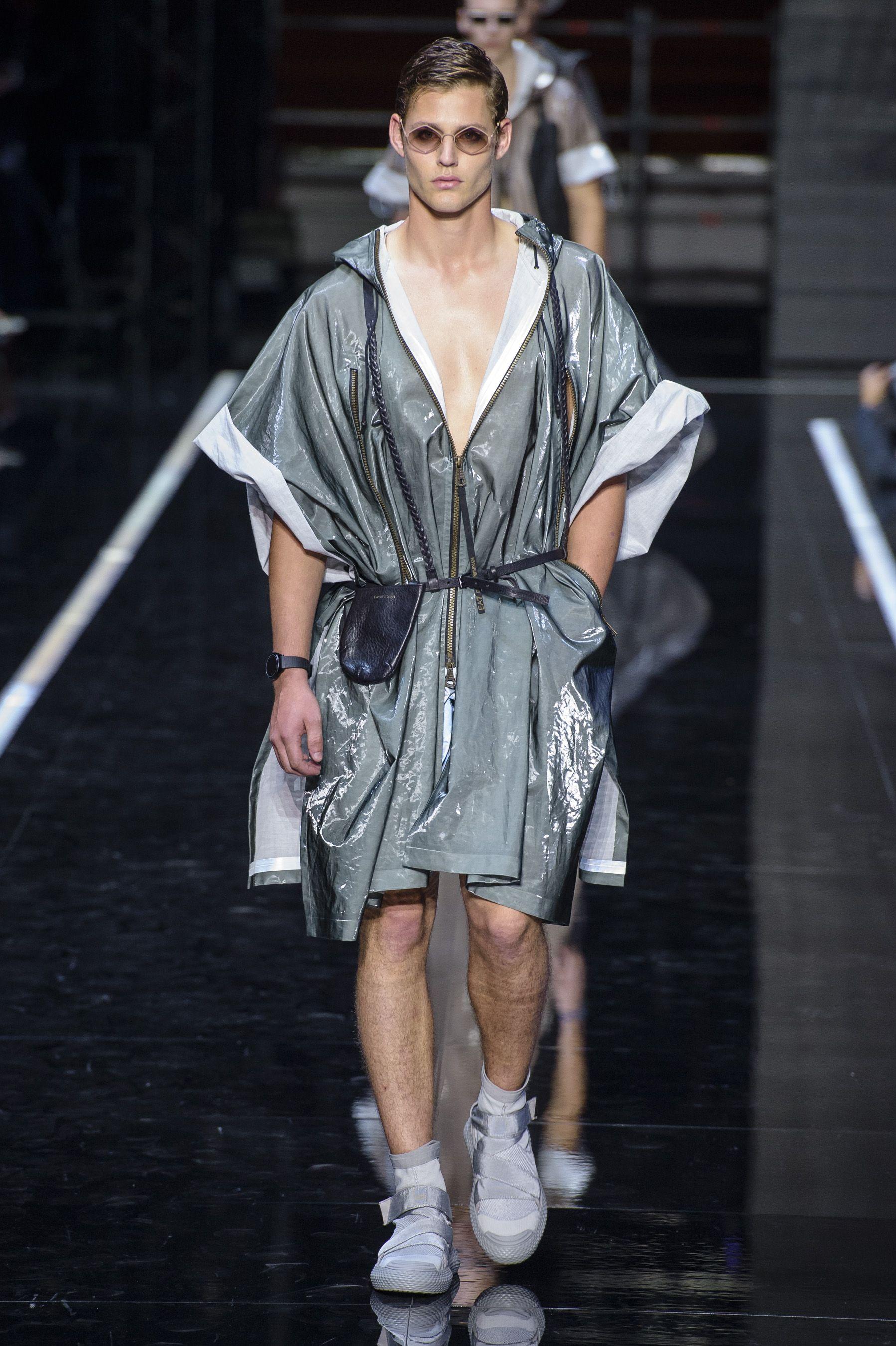 Emporio Armani, Emporio Armani SS 19, MFW, MFW SS 19, Milano fashion week, fashion week, Milano, primavera estate 2019, sfilate, real time women SS 19