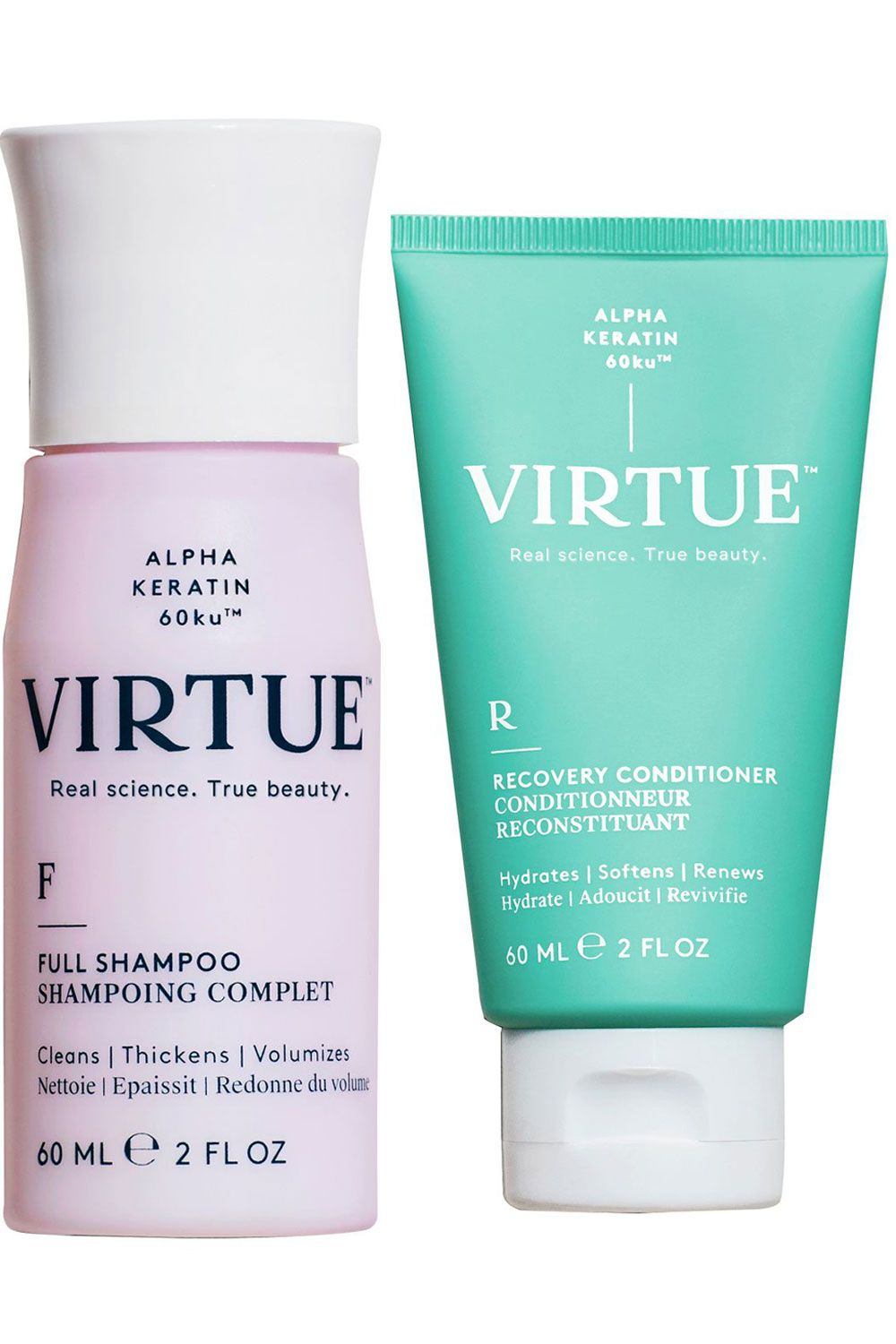 Virtue shampoo and conditioner review