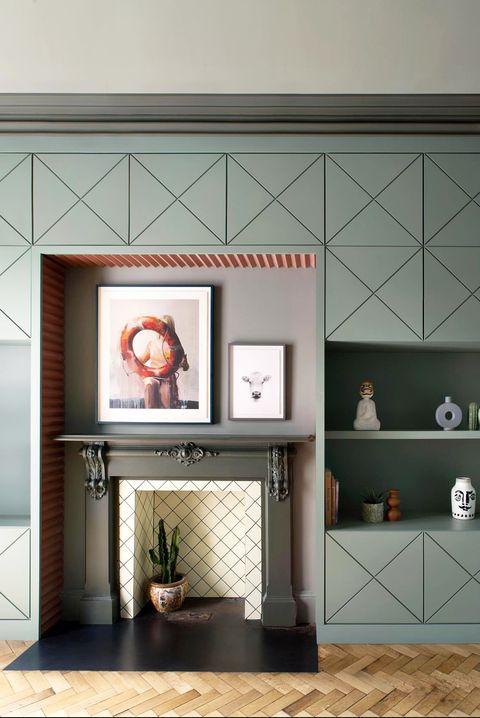 Shelf, Furniture, Room, Interior design, Property, Shelving, Wall, Floor, House, Building,